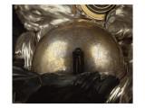 Pendule de la création du monde  mouvement conçu par Passement exécuté par Roques  bronzes de