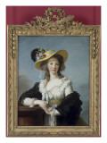 Yolande-Gabrielle-Martine de Polastron  duchesse de Polignac (1749-1793)
