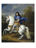 Le duc d'Orléans  représenté alors duc de Chartres (1674-1723) vers 1693  futur Régent Vers 1693