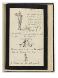 Volume I : Lettre-autographe   Juin 1883 pendant mon second stage au Mans