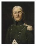 En uniforme de capitaine du 13e régiment d'infanterie légére en 1792