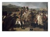 La Surprise du pont de Tabour sur le Danube  14 novembre 1805 (victoire des maréchaux Murat et