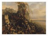Prise de l'île de Rhodes par les chevaliers de l'ordre des Hospitaliers de Saint-Jean de Jérusalem