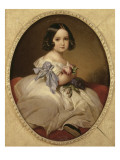 Marie-Charlotte-Amélie de Saxe-Cobourg et Gotha (1840-1927) future Impératrice du Mexique