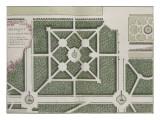 Recueil des châteaux  jardins  bosquets et fontaines de Versailles  Trianon