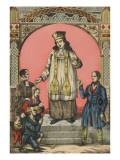 Saint Yves de Tréguier  patron des avocats