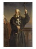 Raymond du Puy  2ème grand-maître de l'ordre des chevaliers hospitaliers de Saint-Jean de