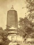 Pagoda in China
