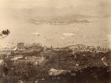 Hong Kong and Kowloon Bay (China)