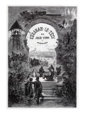 """Jules Verne  """"Keraban the Inflexible""""  Frontispiece"""