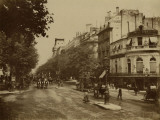 Paris  The Boulevard Des Italiens