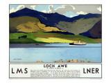 LMS Railway  Loch Awe