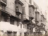 Wooden Balconies (Moucharabieh) in Cairo (Egypt)