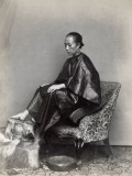 China  Woman with Small Bound Feet