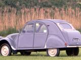 Citroen 2CV  Model 1958