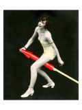 Fourth of July Rocket Girl  c1925