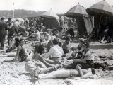 Beach at Deauville  August 15  1930
