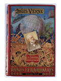 "Jules Verne  ""The Jangada 800 Leagues on the Amazon""  Cover"