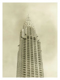 The Chrysler Building  New York City  c1930