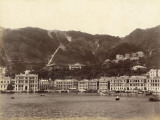 Panorama of Hong Kong (China)