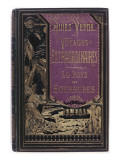 "Jules Verne  ""The Fur Country""  Cover"
