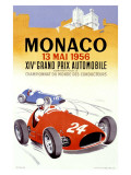 Monaco Grand Prix  1956