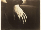 Hand of Victor Hugo