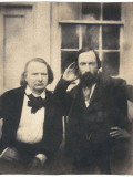 Victor Hugo and Auguste Vacquerie