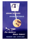 Pan Am World Clipper Cargo  1940