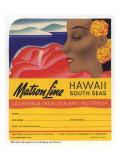 Matson Line  Hawaii and South Seas