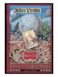 "Jules Verne  Cover of ""Keraban the Inflexible"""