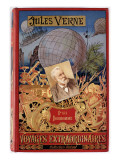 "Jules Verne  ""Foundling Mick""  Cover"
