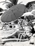 "Sunbathing in the ""60S"
