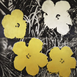 Flowers (Yellow and White)  c1966