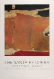 Santa Fe Opera  2008 Festival Season