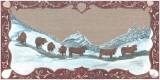 Vaches Sous La Neige