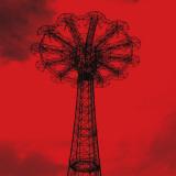 Red Parachute Jump