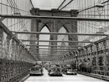 Brooklyn Bridge  c1951