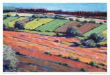 Pastel Landscape X