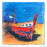 Boat from Algarve II