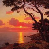 Calme de Soir  Cote d'Azur