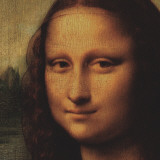 Mona Lisa (detail)