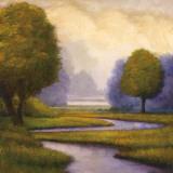 Lavender Sunrise I