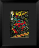 Marvel Comics Retro: The Amazing Spider-Man Comic Book Cover 100  100th Anniversary Issue