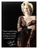 Marilyn - Man&#39;s World