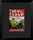 Marvel Comics Retro: My Love Comic Book Cover 14  Woodstock