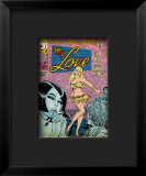 Marvel Comics Retro: My Love Comic Book Cover 2  Crying and Dancing