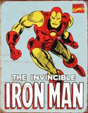 Iron Man Retro