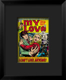 Marvel Comics Retro: My Love Comic Book Cover 19  Pushing Away  I Can't Love Anyone!