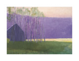 Barn in a Soft Light  2002